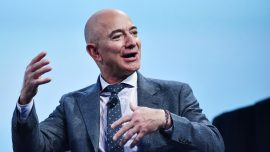 Amazon Says 'Appropriate' Executive to Be Available as US Panel Calls on Jeff Bezos to Testify