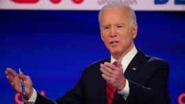 Biden Campaign Opposes 'Defund the Police' Calls
