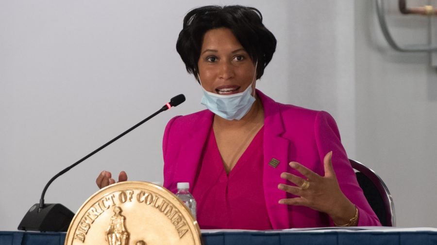 DC Mayor: Anyone Older Than 2 Without a Mask Faces up to $1,000 Fine