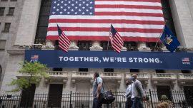 Bell Rings Again at New York Stock Exchange as Floor Reopens