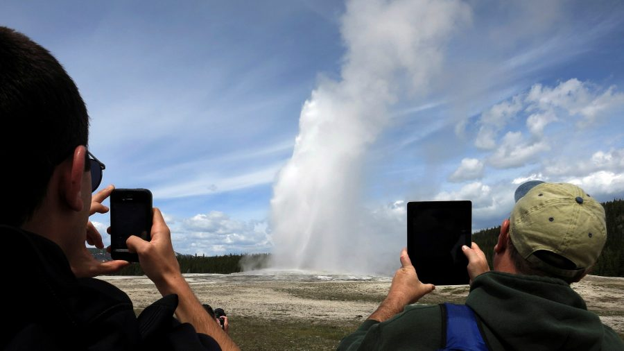 More Than 1,000 Earthquakes Rocked Yellowstone National Park in July: USGS