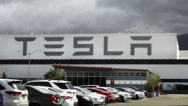 Tesla Has Record Quarter
