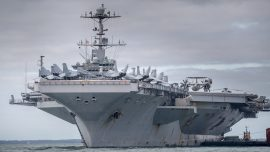 Too Risky to Come Home, Crew of 'Clean' US Warship in CCP Virus Limbo