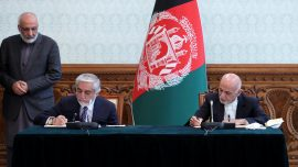 Afghan President and Rival Strike Power-Sharing Deal After Feuding for Months