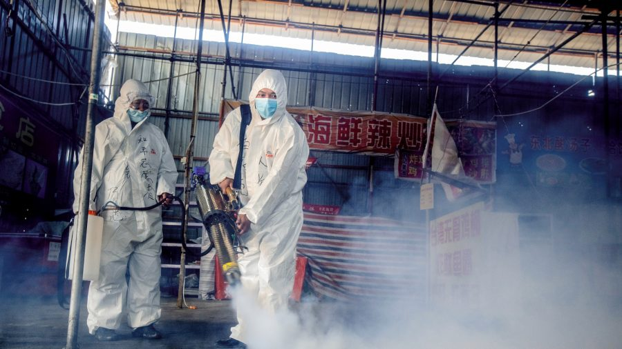 More Virus Cases Reported in Northern China, Hubei Province