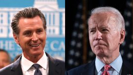 Biden Opposes Recall Effort of California Gov. Gavin Newsom: Psaki