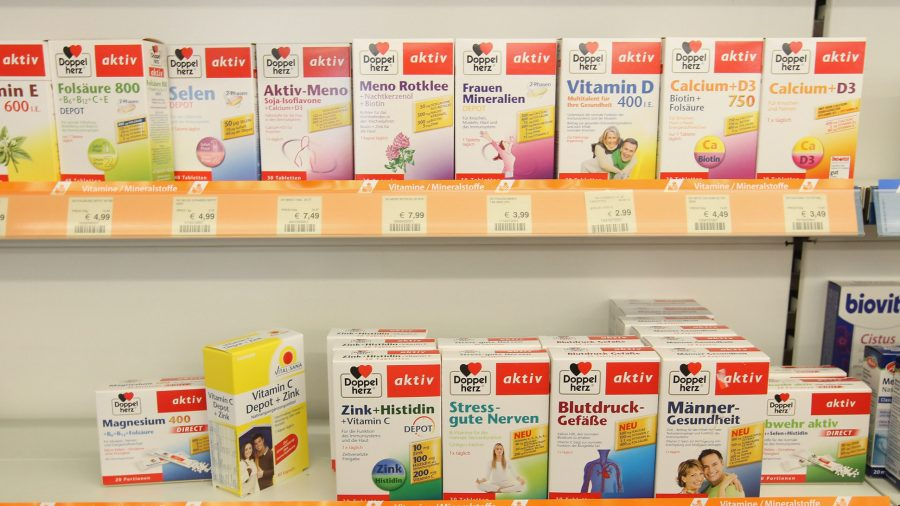 People With Low Vitamin D More Likely to Die From CCP Virus, Study Finds