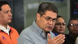 Honduran President's Brother Sentenced to Life in Prison in US for Drug Trafficking