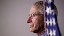 US Should Have a 'Couple Hundred Million' Doses of a COVID-19 Vaccine by the Start of 2021, Fauci Says