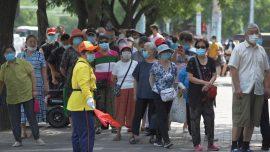 CCP Virus Outbreak Worsens in China's Guangzhou