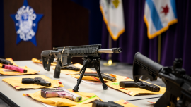 DOJ Strike Forces to Curb Gun Trafficking