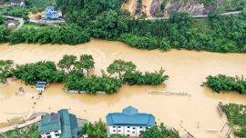 Floods in China Reach Biblical Proportions; Why Would TikTok Spy On Americans