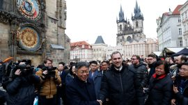 Czech Senate Speaker Plans to Visit Taiwan, Angering China