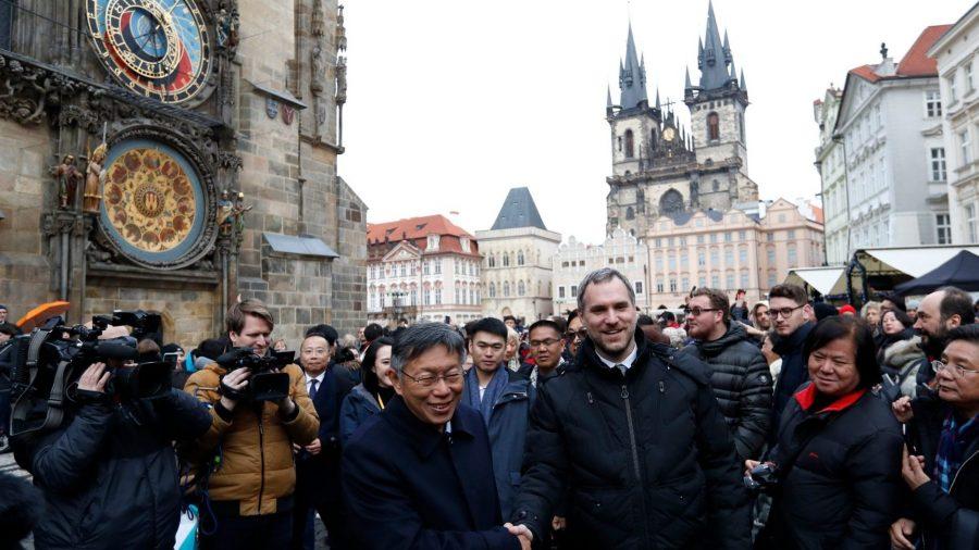 Czech Senate Speaker Plans to Visit Taiwan, Angering China