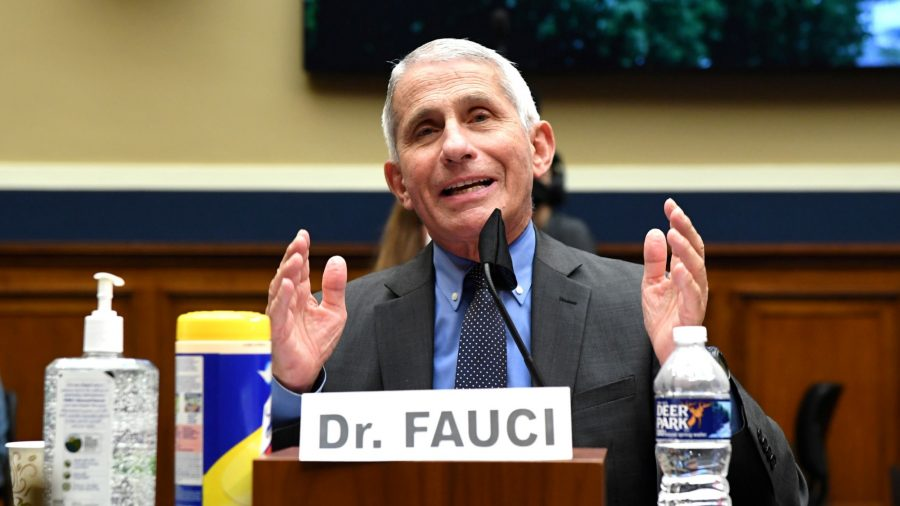 Fauci: Chances of CCP Virus Vaccine Being Highly Effective Are 'Not Great'