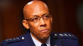 Senate Approves General Charles Brown Jr., First Black Service Chief