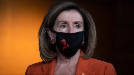 Pelosi Says US Should Implement Nationwide Mask Mandate