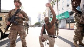 National Guard Activated in 32 States as Riots Continue
