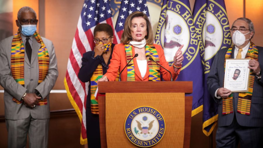 Democrats Unveil Legislation to Bring Sweeping Changes to Law Enforcement in America