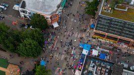 Mayhem in Seattle Autonomous Zone as Man Allegedly Breaks Into Store, Police Don't Respond