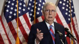 Senate Republicans Block Resolution That Said Trump Ordered Police to Use Tear Gas and Rubber Bullets