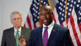 Sen. Tim Scott to Deliver Republican Response to Biden's First Address to Congress