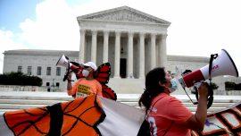 Supreme Court Blocks Trump's Bid to Immediately End DACA