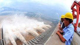 Dam Break Deepens Worries at the Three Gorges Dam; CCP Hints at Prisoner Exchange