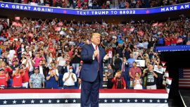Trump Campaign Rejects Allegations That TikTok, K-Pop Fans Sabotaged Tulsa Rally