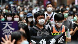 BNO Passport Holders Flee Hong Kong to UK