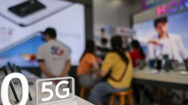 US and UK Announce Partnership on 5G After Huawei Ban