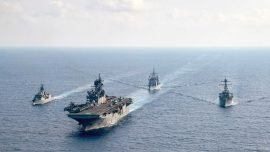 Australia Rejects Beijing's Claims to South China Sea, Joining US