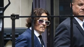 At Libel Trial, Johnny Depp Blasts Amber Heard's 'Sick' Abuse Claim