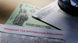 IRS: Remember to Claim Your Stimulus Check