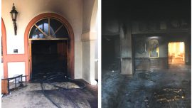 Man Drives Car Into Florida Church, Sets Fire to the Building With People Still Inside: Police