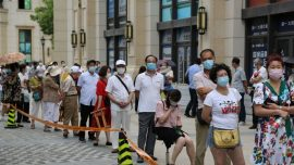 Government Documents Reveal China's Dalian City Is Running out of Money Amid Pandemic