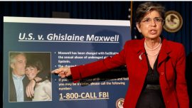 Charges Unsealed After Arrest of Longtime Epstein Associate Ghislaine Maxwell