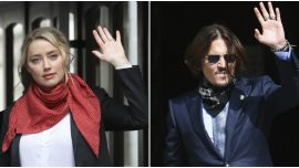 Depp's Lawyers Play Video Showing Heard 'Attacked' Sister