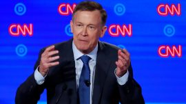 Hickenlooper Wins Democratic Primary for Key US Senate Seat in Colorado