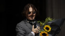 Johnny Depp Was the Victim of 'Abuser' Amber Heard, Court Told