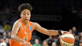 WNBA Teams Walk Off Court During National Anthem in Season Opener