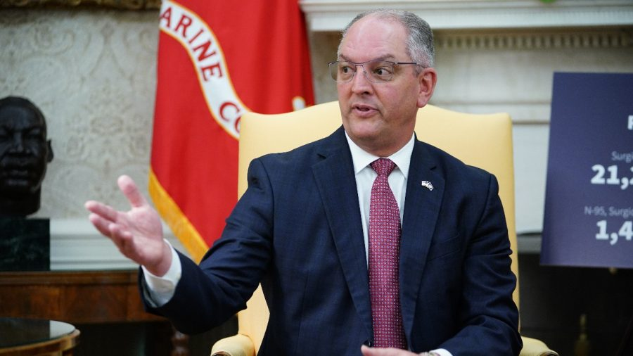 Louisiana Governor Vetos Gun Law, Retains Concealed Carry Permit Requirement