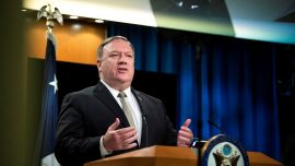 US Will Act to Deny China Access to Americans' Data, Says Pompeo