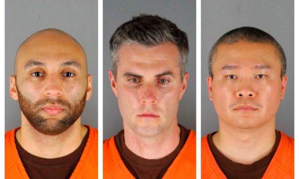 3 former Minneapolis police