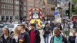 Dutch Government Will Not Advise Public to Wear Masks—Minister