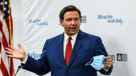 Gov. DeSantis to Take Executive Emergency Action Against Vaccine Passports
