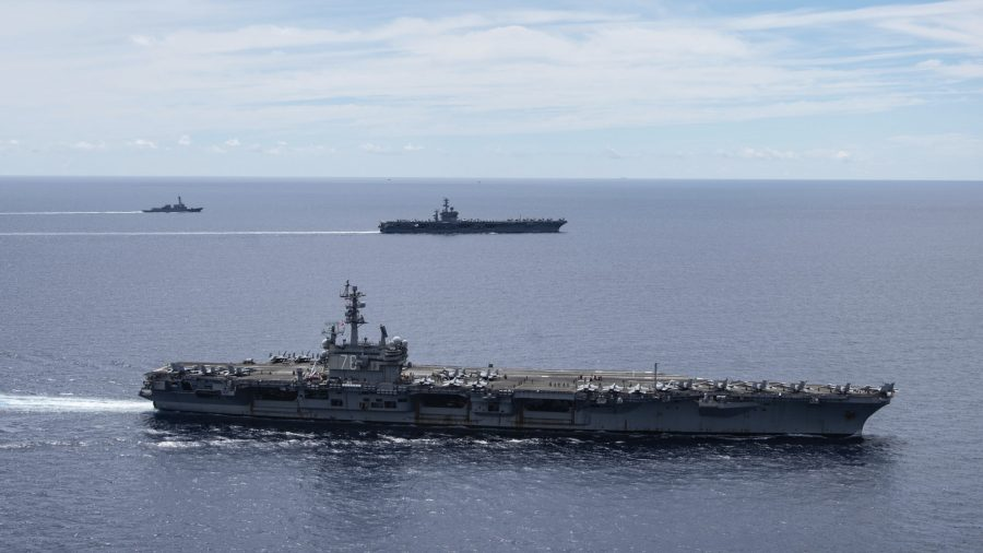 US Calls German Warship's Plan to Sail South China Sea Support for Rules-Based Order