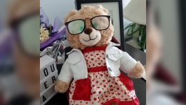 Stolen Teddy Bear With Dying Mother's Voice Returned to Daughter After $15,000 Reward Offered