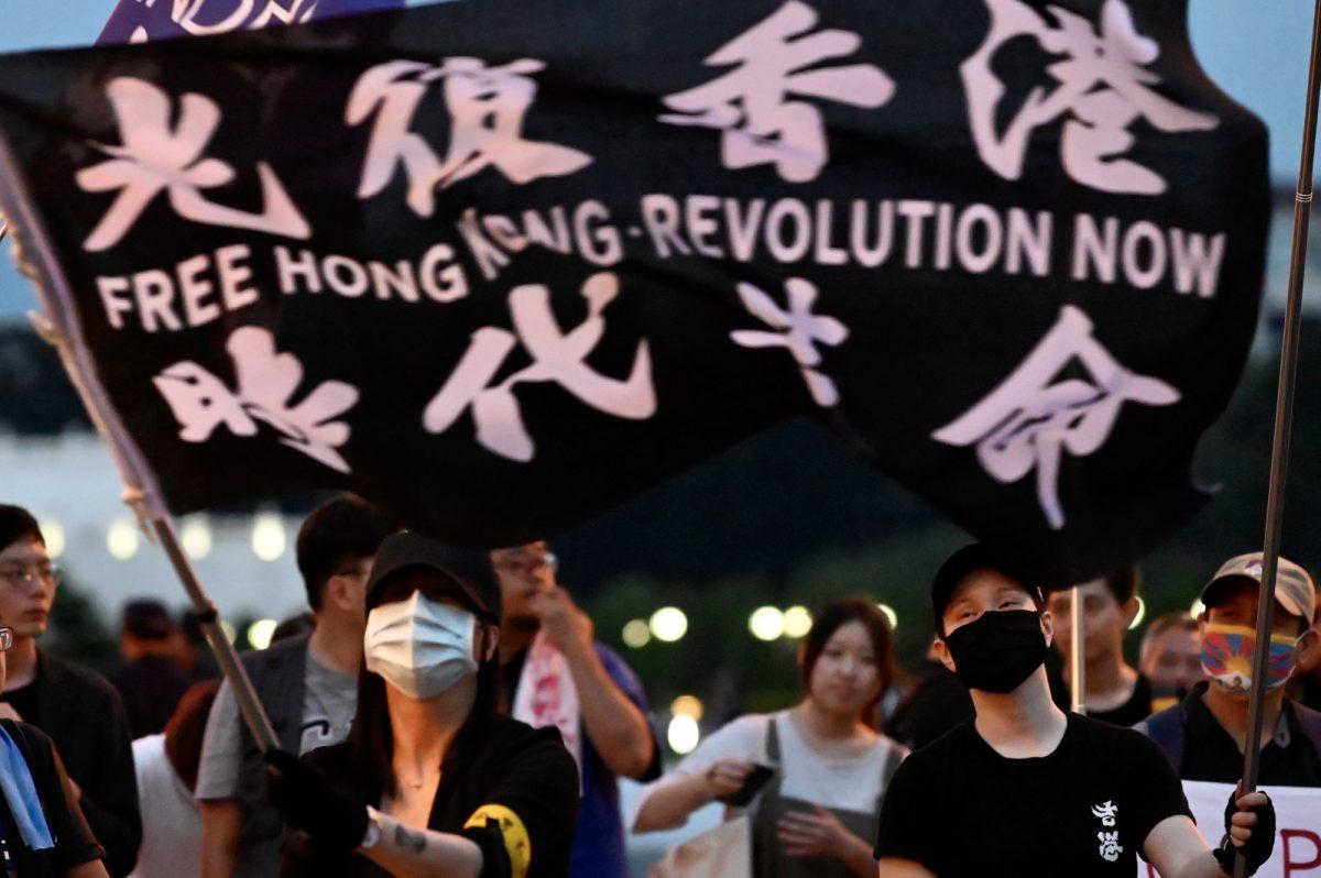 TAIWAN-HONG KONG