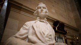House Votes to Remove Capitol's Confederate Statues